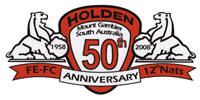 12th FE-FC Holden Nationals